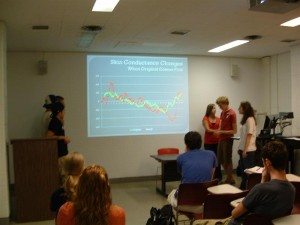 IFS Students Experience <br> The Public Nature of Science